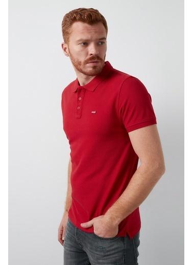 Levi's® Erkek Polo Tişört Housemark Good Polo 24574-0038 Kırmızı